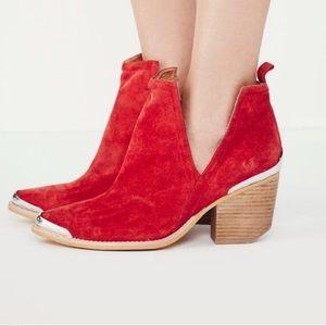Jeffery Campbell Cromwell Ankle Boot - Sz. 6
